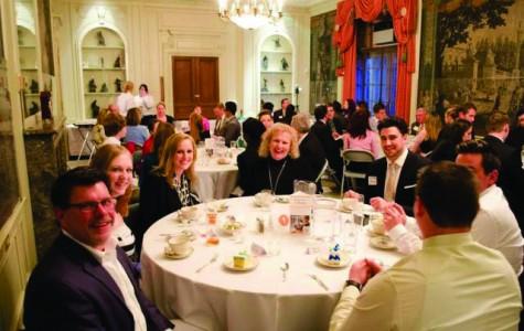 Bucks Business Association hosts second annual Business Etiquette Dinner