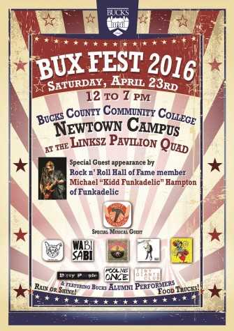 BUX Fest is bringing local talent to the Newtown Campus