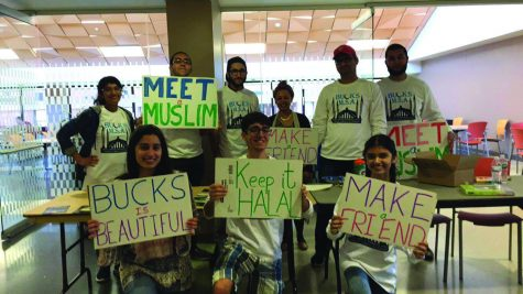 Islam Awareness Week sponsored by Bucks M. S. A.
