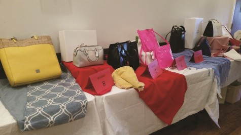 Designer bag bingo, for a wonderful cause