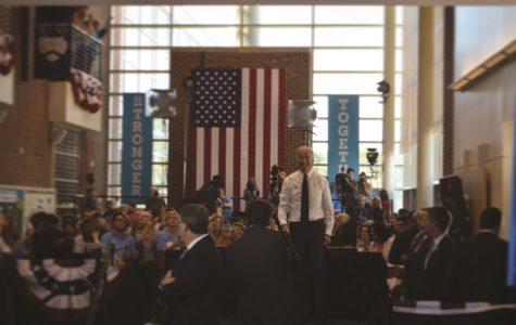 Vice President Joe Biden Comes to Bucks