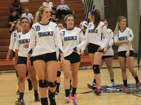 Bucks doesn't fall short for fall sports