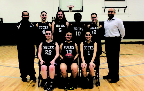Bucks Women's Basketball Emerges from Tough Season