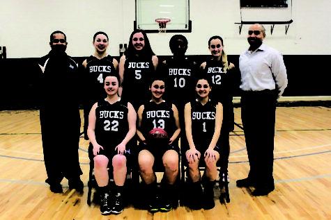 Bucks Women's Basketball Emerges from Tough Season