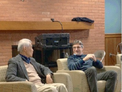 Atomic bomb survivors tell their stories to Bucks students