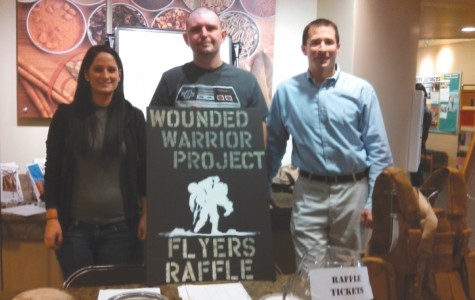 Wounded Warriors project aids veterans
