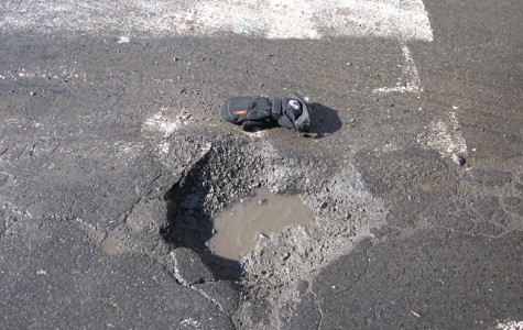 Pothole Pandemic!