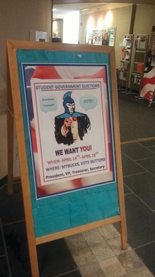 Democracy at work at BCCC