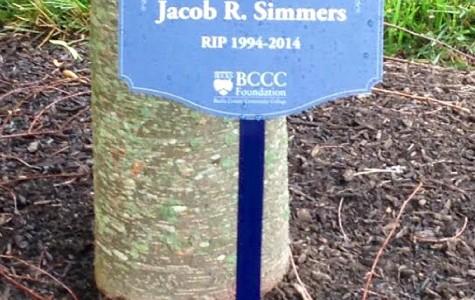 Tree dedication ceremony held in honor of slain Bucks student