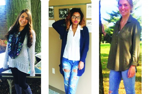 Finding fall fashion on a budget