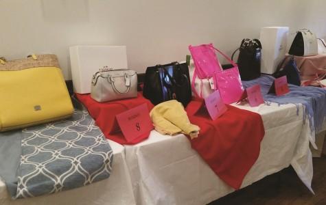 Designer bag bingo, for a wonderful cause