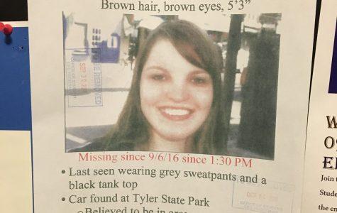 Missing woman still not found