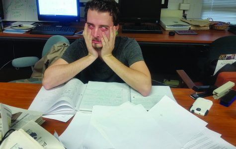 Students Not Too Stressed as Finals Approach