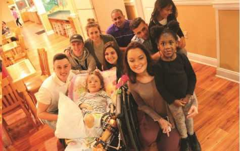 Bucks Athletes Pay Visit To Ronald McDonald House