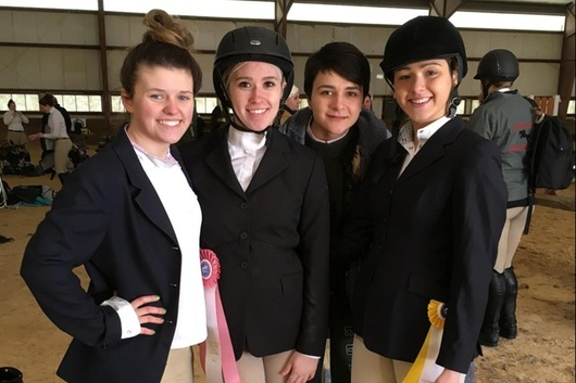 Gallop Forth with the Bucks Equestrian Club