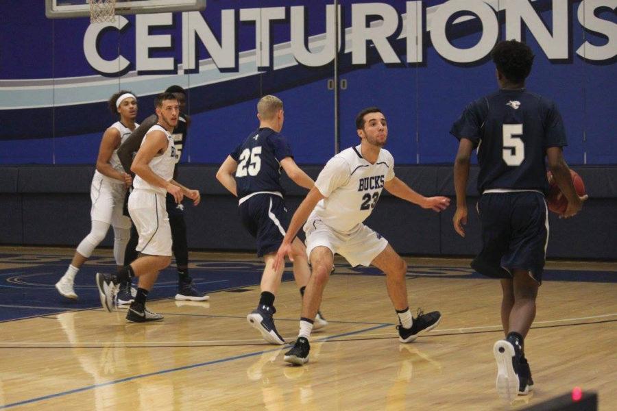 An Uphill Battle For Men's Basketball Team With 2-6 Start