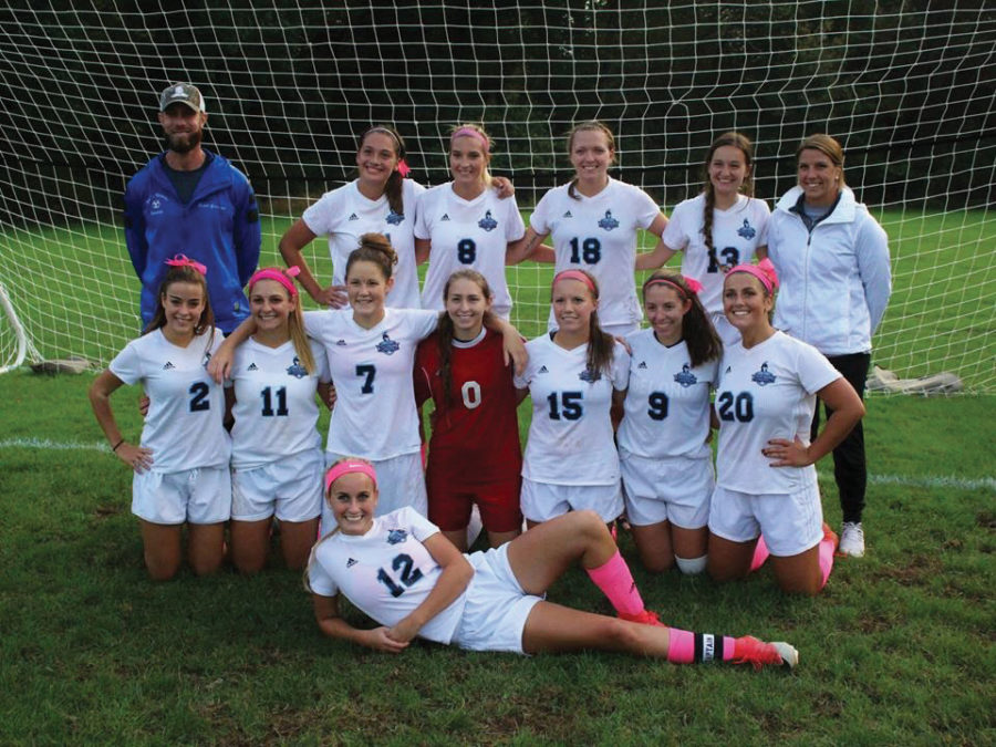 Women's Soccer Finishes Out Season with 10-6 Record