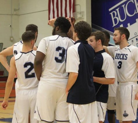 Bucks Men's Basketball Team  Defeated 80-93 In Playoffs