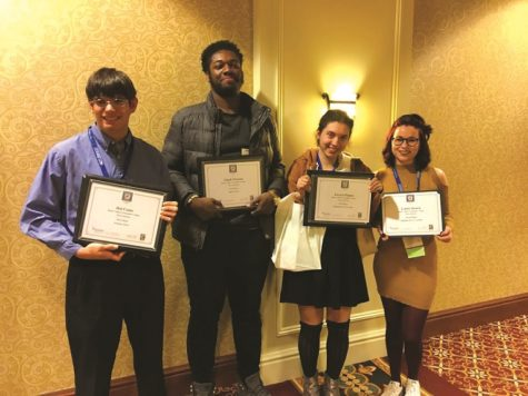The Centurion Takes Home 10 Keystone Press Awards