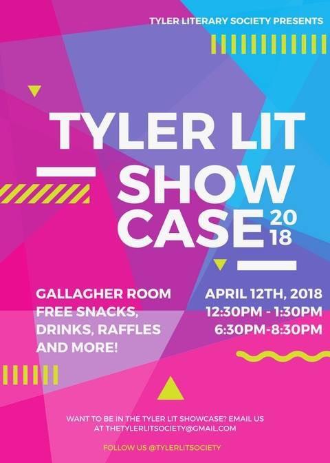 Tyler Literary Society's New Magazine Shows Student Skills