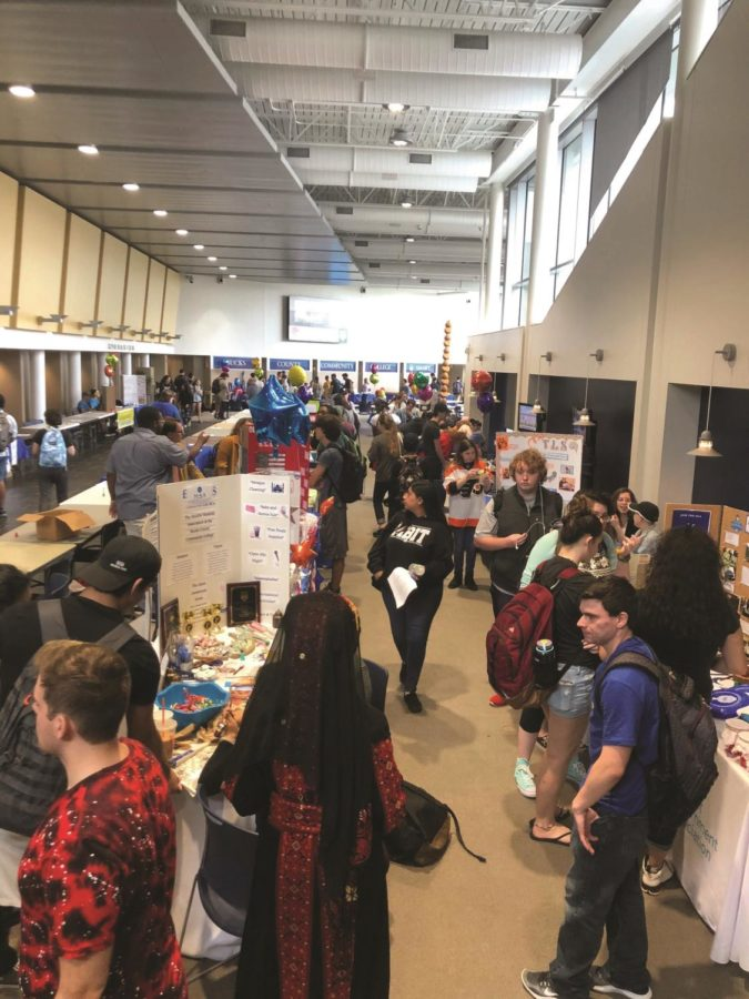Bucks Student Involvement Fair Returns With a New Name and a New Location
