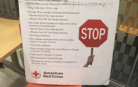 Red Cross Holds Blood Drive on Newtown Campus