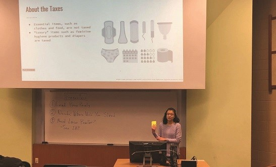 Bucks Holds Annual Student Research Conference