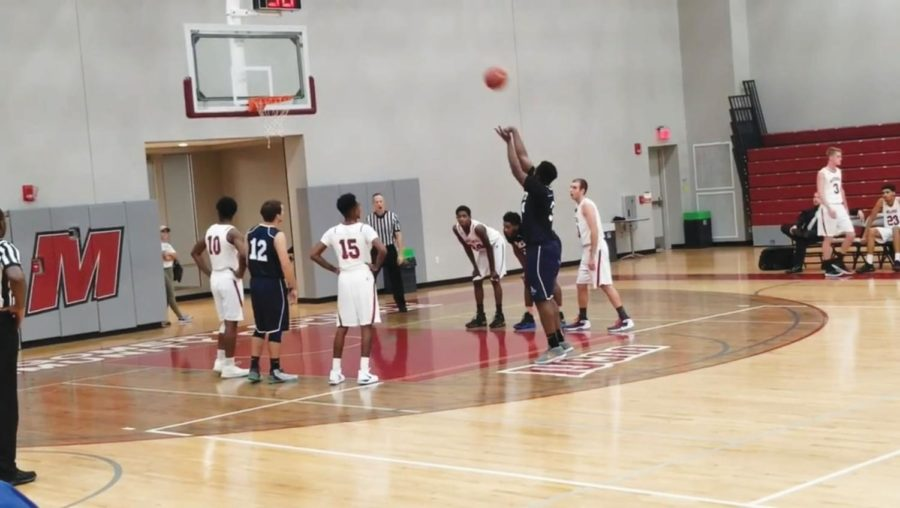 Mens' Basketball Hopeful for Season Turn-Around