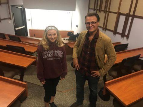 Zachary Shoester (Right) and Marissa Kramer (Left)