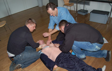 Valentine's CPR Training In Linksz Pavilion