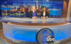 Students Tour 6ABC News with the Broadcast Pioneers of Philadelphia
