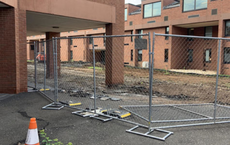 Construction Causes Confusion on Campus