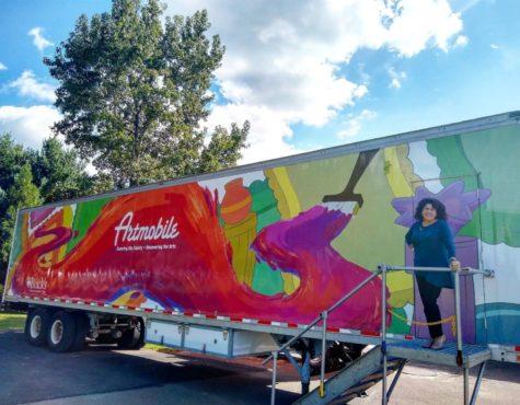 "Artmobile Prepares for ""Marvelous Machines"" Exhibition Tour"