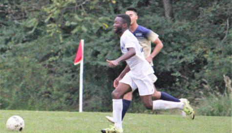 Men's Soccer Team Breaks Records
