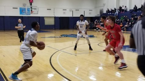 Men's Basketball Fall Short of Playoffs by One Win