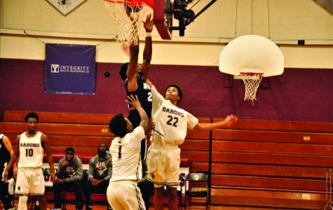 Centurions Men's Basketball Loses to Raritan Valley Lions