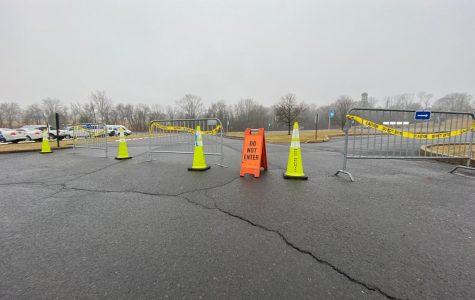 Problematic Parking at Bucks Newtown Campus