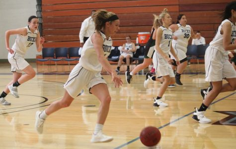 Women's Basketball: Centurions in Double Digits