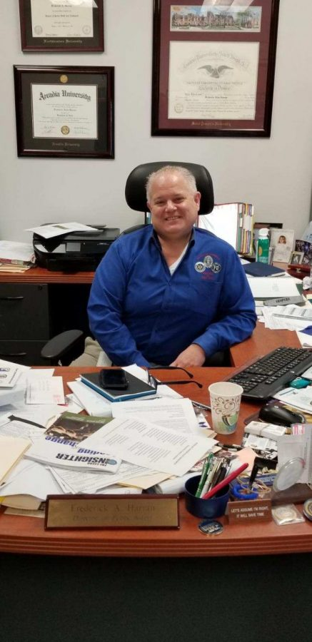 Bensalem Public Safety Director has Seen it All