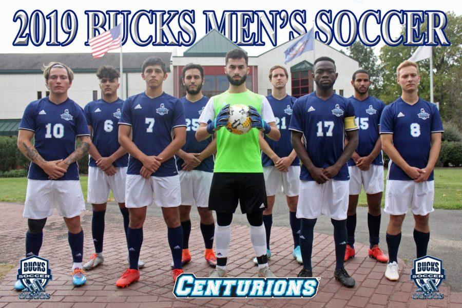Bucks Men's Soccer Team Season Preview