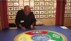The making of the Mandala